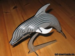 Delphin 3D Modell