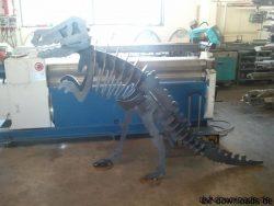 T-Rex 3D Modell1
