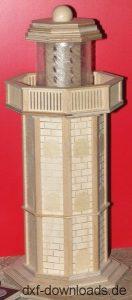 Leuchtturm 3D Modell