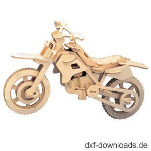Moto Cross 3D Modell