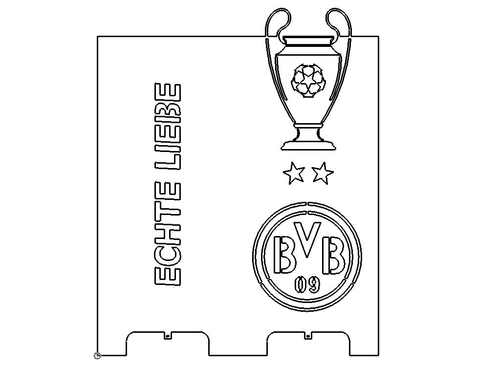 eintracht frankfurt logo zum ausmalen  fli