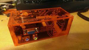 Case 3D Modell