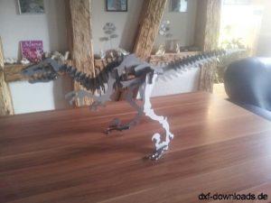 Dino 3D Modell1