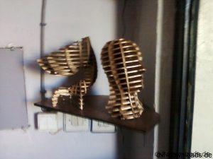 Kopf 3D Modell