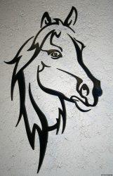 Pferd Porträt