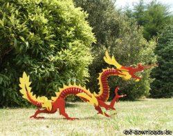 Drache Dragon