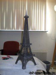 Eifelturm Paris 3D Modell