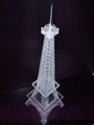 Eifelturm Paris 3D Modell4