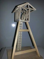 Foerderturm 3D Modell