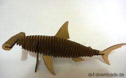 Hammerkopf Hai