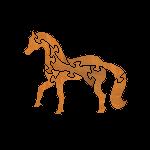 Pferd Puzzle