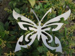 Schmetterling aus Edelstahl
