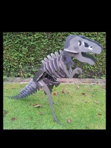 Tyranosaurus Rex 3D Modell