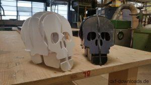 Totenkopf 3D