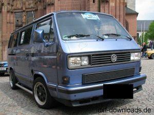 VW Buli T3 Bus
