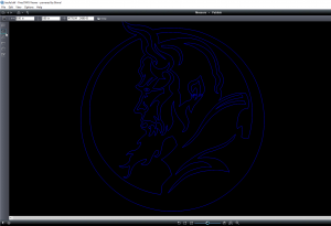 Free dxf dwg Viewer