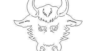 Bulle-Kopf