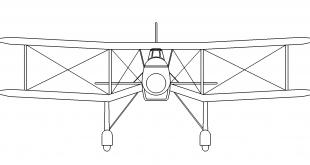 Doppeldecker - biplane