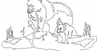 Bärenfamilie - Bear family