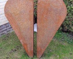 2halbe Herzen