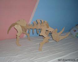 Nashorn 3D Modell