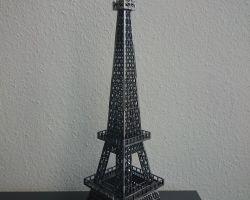 Eifelturm Paris 3D Modell2