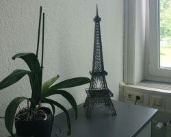 Eifelturm Paris 3D Modell1