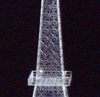 Eifelturm Paris 3D Modell3