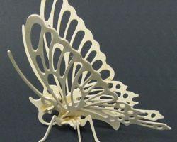 Schmetterling 3D1