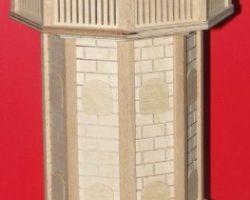 Leuchtturm 3d