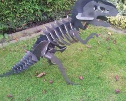 Tyranosaurus Rex 3D Modell3