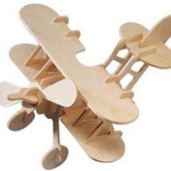 Biplane - Flugzeug