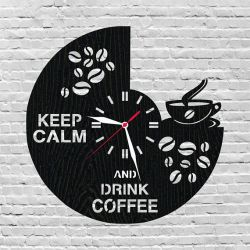 Kaffee Uhr - Coffee Clock