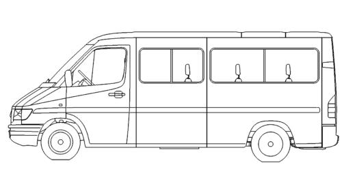 großer Van - big VAN