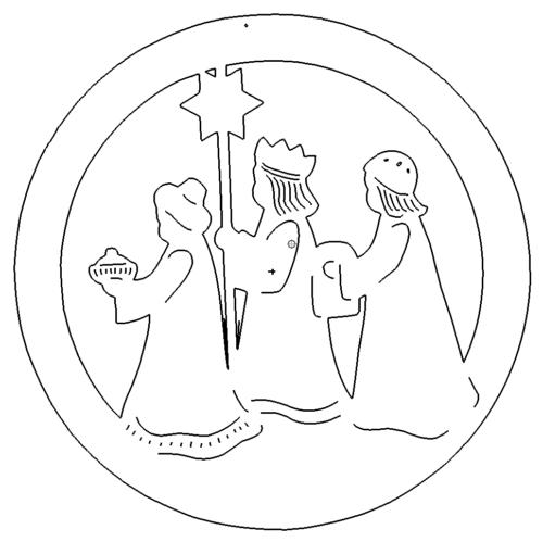 Die heiligen 3 Könige - The holy three kings