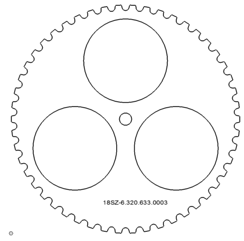 Zahnrad - Gear