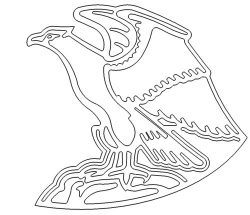 Adler auf Felsen - Eagle on Stone