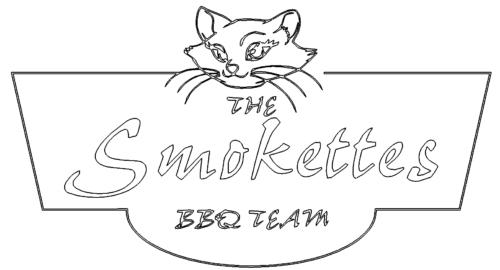 BBQ Team Smokettes Brandeisen dxf dwg