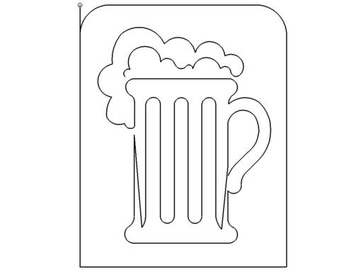 Bierkrug - Beermug