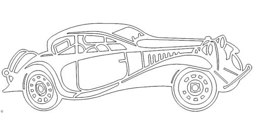 Bugatti Oldtimer