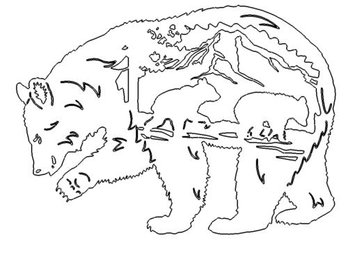 Bären im Bär