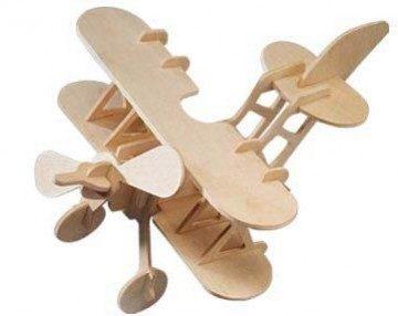 Flugzeug Modellbau 3D - Aircraft Model 3D