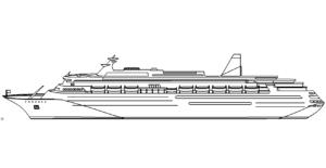 großes Schiff - big ship