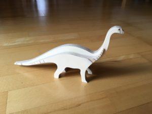 Brachiosaurus 3D Modell