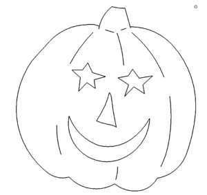 Kürbis Haloween - Pumpkin