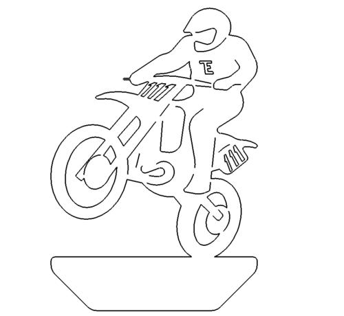 Crosser Motorrad