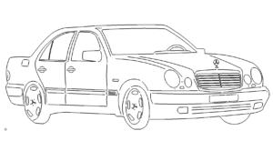 Mercedes C215