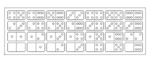 Domino Spiel - Game