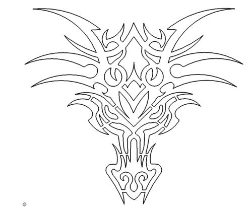 Drachenkopf - Dragonhead