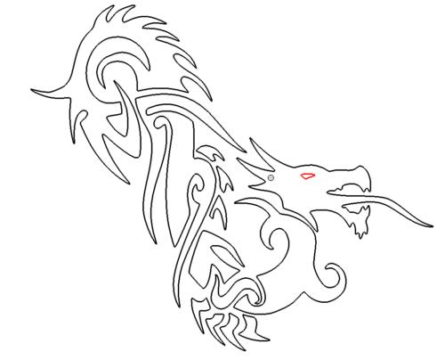 Dragonredeye